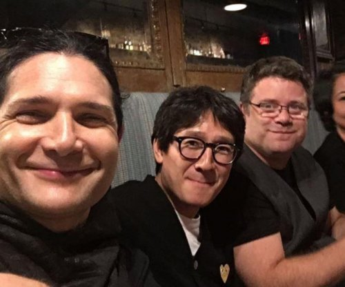 Corey Feldman shares pic of 'Goonies' reunion with Sean Astin, Jonathan Ke Quan