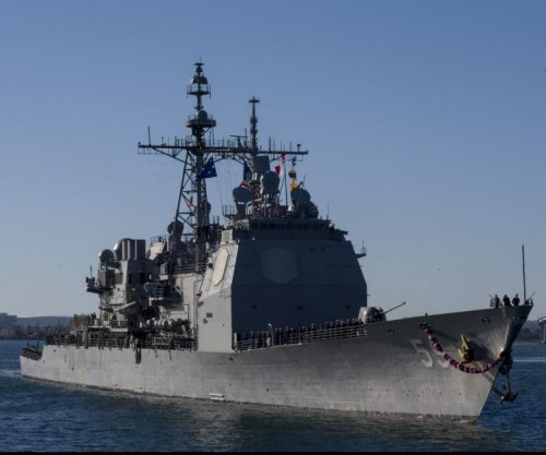 BAE receives $18.8M for maintenance on USS Princeton