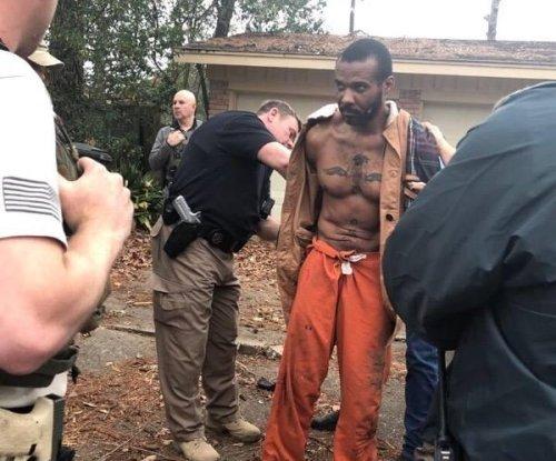 MMA fighter Marks captured after 9-hour manhunt