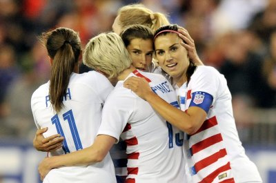 Women's national team sues U.S. Soccer, wants equal pay