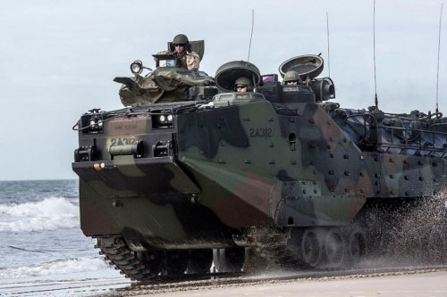 State Department approves sale of assault amphibious vehicles to Spain