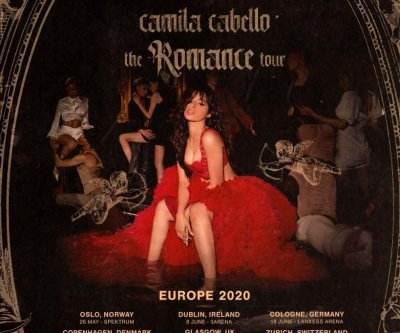 Camila Cabello to bring 'Romance' tour to U.K., Europe