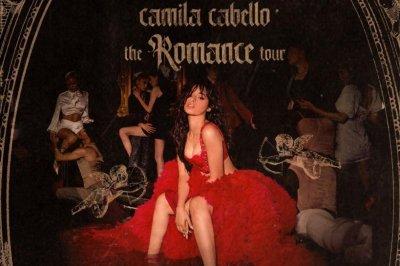 Camila Cabello to bring 'Romance' tour to U.K., Europe