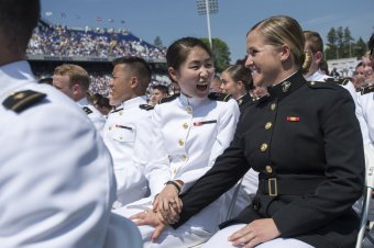 On This Day: U.S. military opens all combat roles to women