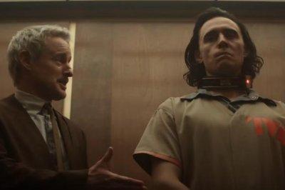 Tom Hiddleston meets Owen Wilson in new 'Loki' footage