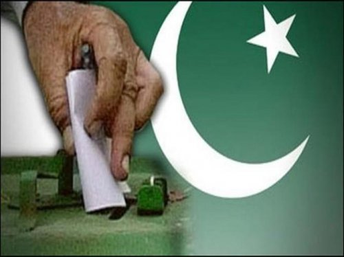Pakistan election-monitoring group pulls back on some claims