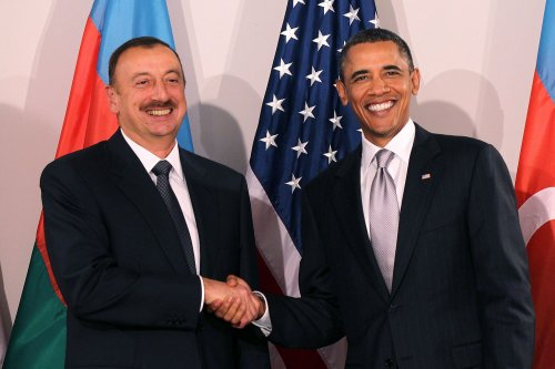 U.S.: Azerbaijan elections were not 'free and fair'