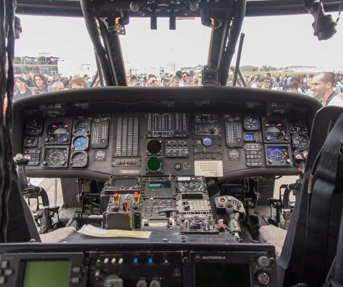 Kaman renews deal to make H-60 helicopter cockpits