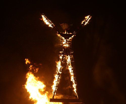Man dies at Burning Man after running into fire