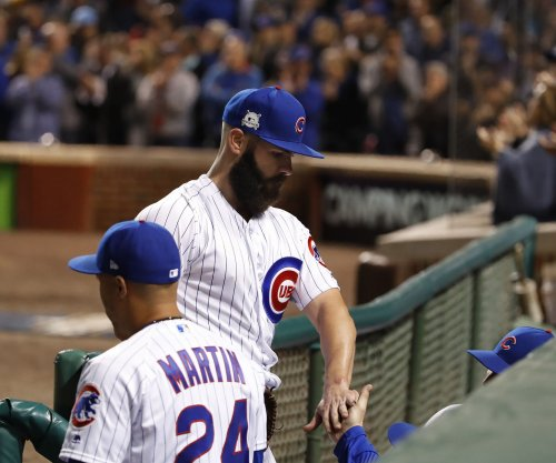 Chicago Cubs' Jake Arrieta, eight other players turn down qualifying offers