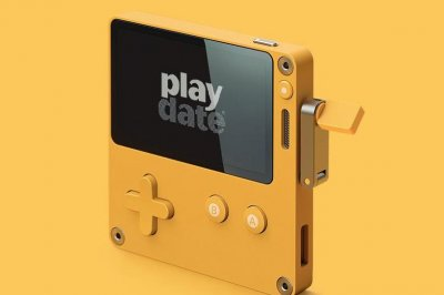 Playdate: A new handheld video game system announced