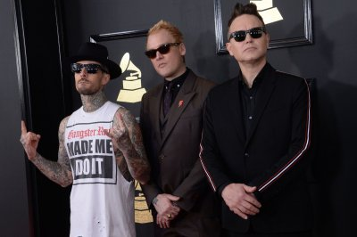 Blink-182 releases new album 'Nine'