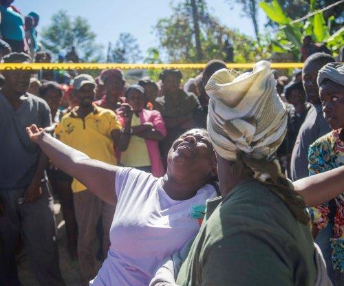 Fire kills 15 children in U.S.-run Haiti orphanage
