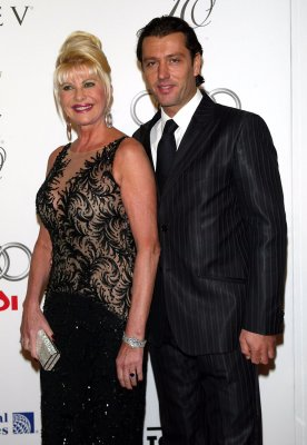 Ivana Trump splits with hubby No. 4
