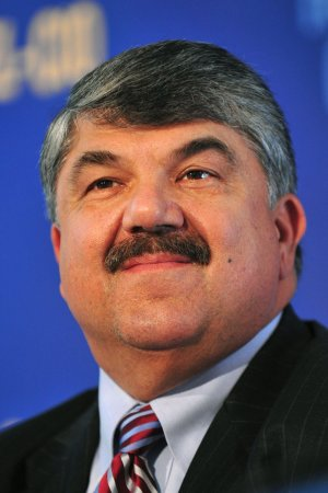 Trumka stumps against Ohio bargaining bill