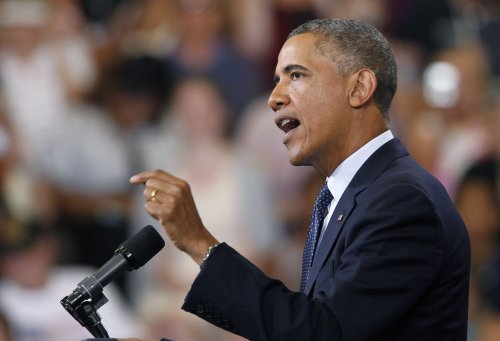 Obama calls for 'grand bargain' on middle class jobs
