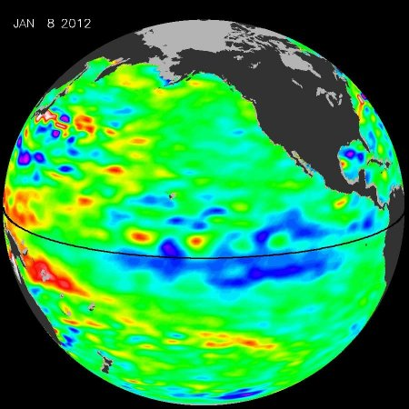 La Nina said to be bringing U.S. drought