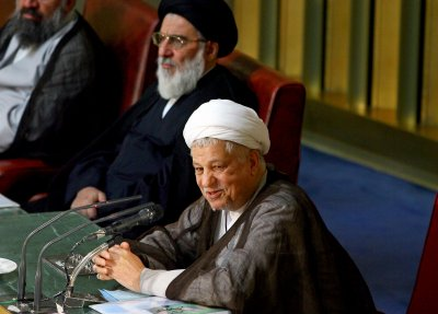 Rafsanjani says sanction threat is serious