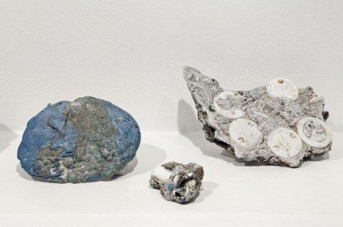 Plastic rocks could be tomorrow's fossils