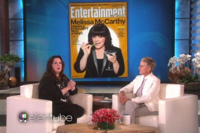 Melissa McCarthy gives lesson on sexism in Hollywood: 'it's a bad habit'