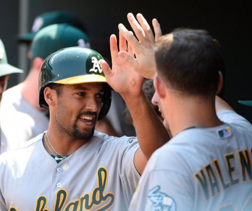 Danny Valencia homer lifts Oakland Athletics past Seattle Mariners