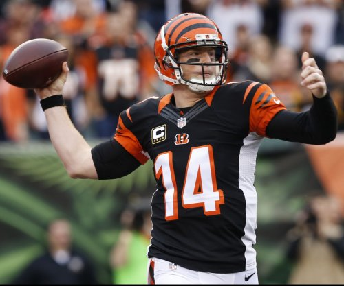 Cast off, Cincinnati Bengals QB Andy Dalton might play