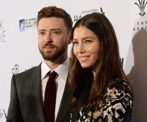 Jessica Biel, Justin Timberlake attend 'Book of Love' premiere together