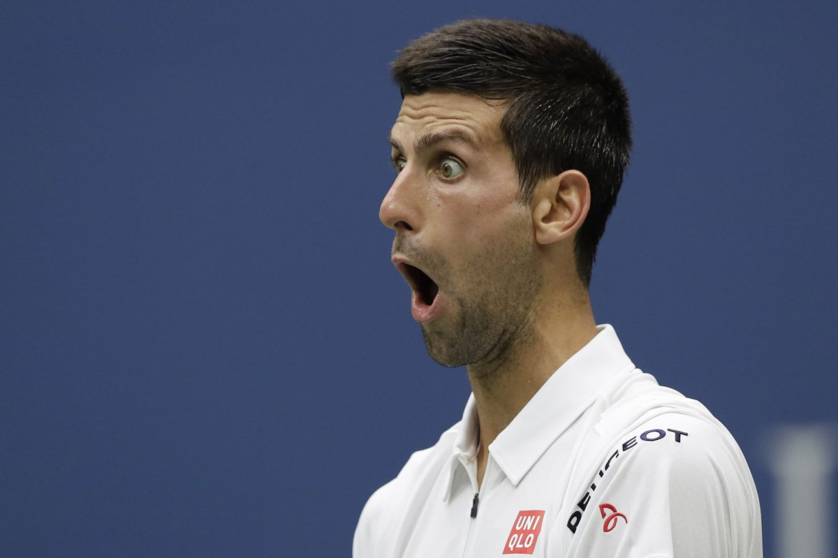 Novak Djokovic upset by Denis Istomin in second round of
