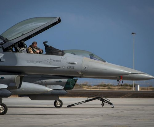 U.S. Air Force F-16s to receive weapon systems update