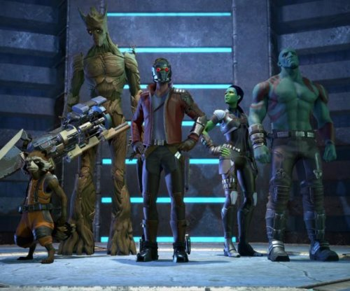 Telltale Games offers first look at 'Guardians of the Galaxy' title