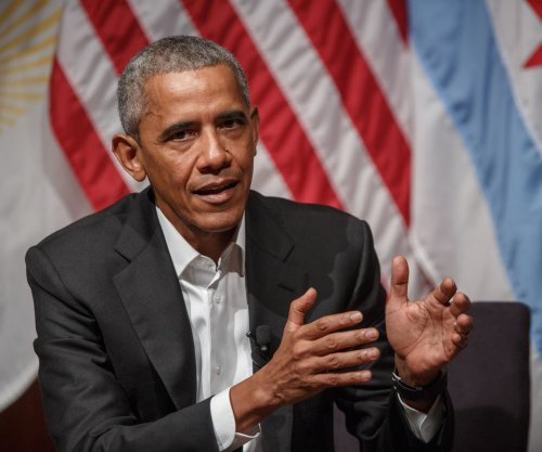 Obama addresses White House scandals, fake news in leaked MIT speech