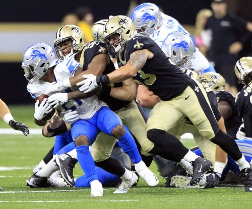 Detroit Lions RB Ameer Abdullah 'frustrated' by role in offense