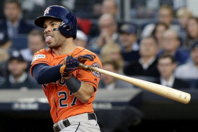 Surging Astros return home after 10-0 trip to take on Rays