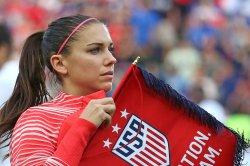 U.S. women's soccer star Alex Morgan to join Tottenham Hotspur on loan