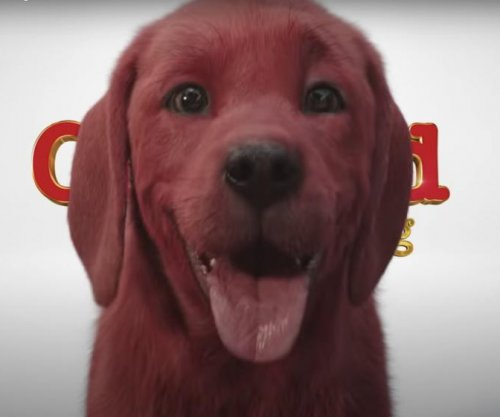 'Clifford the Big Red Dog' teaser unveils titular pup