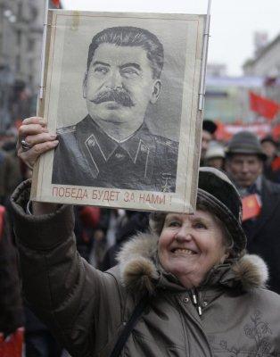 Siberian city won't house Stalin monument