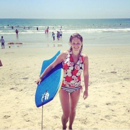 Candace Cameron Bure shares beach photo, hints at new book
