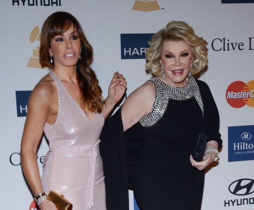 Melissa Rivers addresses Joan Rivers' death for the first time