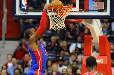 Detroit Pistons beat Dallas Mavericks for 7th win in a row