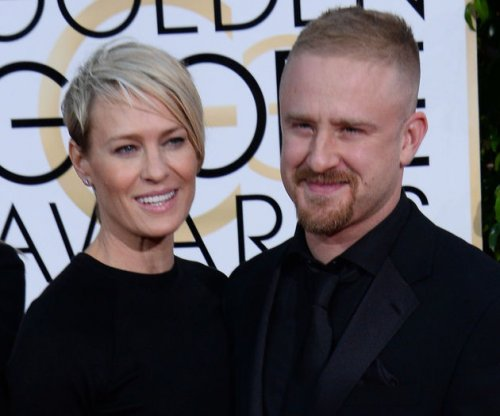 Robin Wright, Ben Foster engagement back on