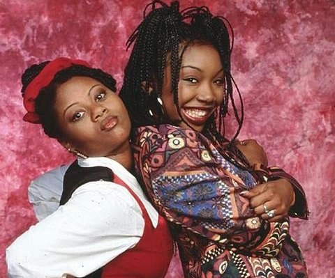 Countess Vaughn apologizes to 'Moesha' co-star Brandy