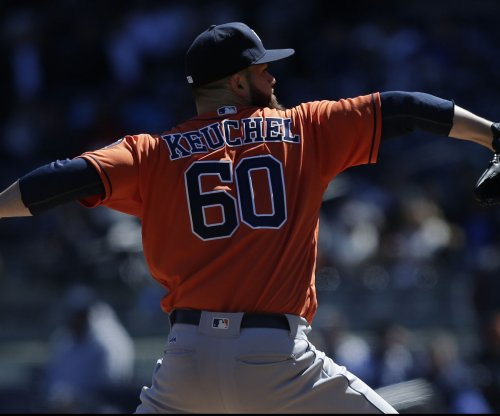 Houston Astros, LHP Dallas Keuchel avoid arbitration on $9.15M deal