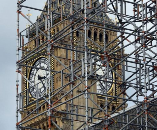 Time's up: Big Ben silenced for 4 years as renovations start