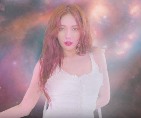 Hyuna returns with new album, 'Babe' music video
