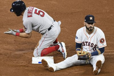 Twins snag former Astros INF Marwin Gonzalez in free agency