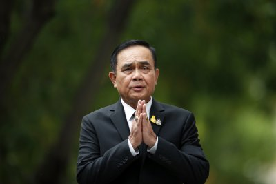 Ex-junta leader elected Thailand's new prime minister