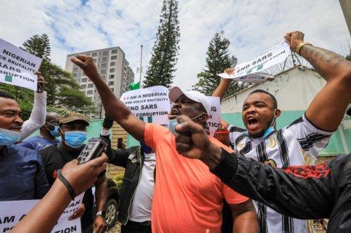 UN's Antonio Guterres condemns Nigerian protest violence