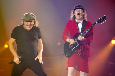 AC/DC's 'Power Up' tops the U.S. album chart