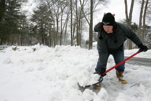 79-year-old Massachusetts woman pulls gun on man who shoveled her driveway