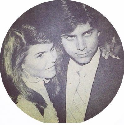 Lori Loughlin shares throwback pic of herself and John Stamos before 'Full House'